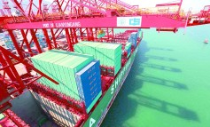 Lianyungang Port dissolves loss-making subsidiary