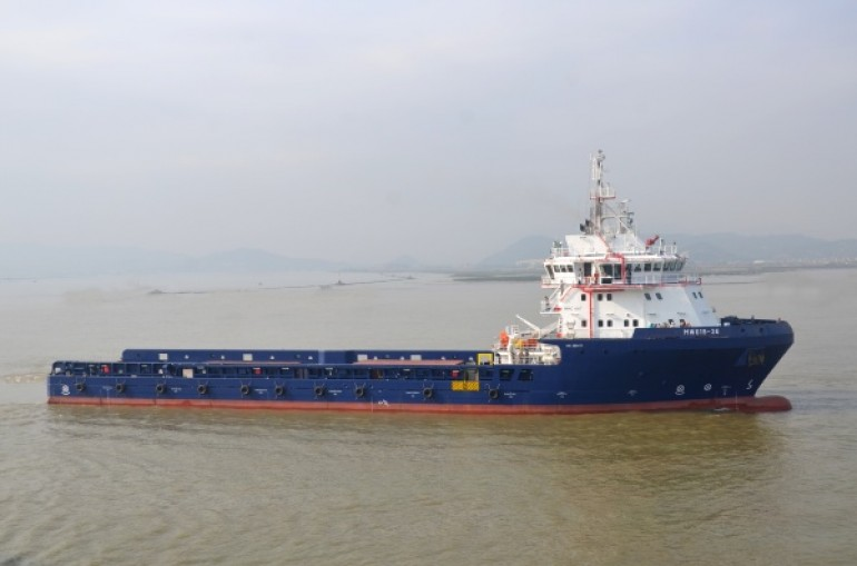 Marine Assets Corporation secures financing for PSV