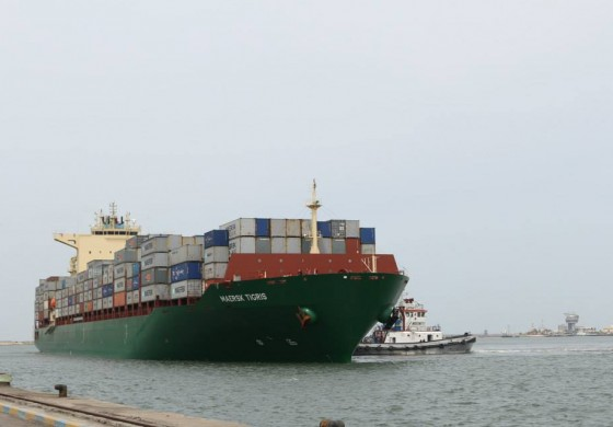 "Rickmers Shipmanagement making ""every effort"" to secure release of Maersk Tigris"