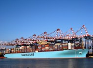 Cyber-attack wiped up to $300m from Maersk's books