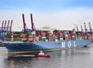 MOL completes takeover of Dutch crewing firm