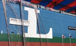 Moment of truth for Japanese shipbuilding with naming of landmark 20,000 teu ship