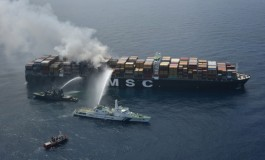 IUMI calls for better firefighting systems onboard bigger boxships
