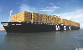 MSC upgrades capacity of 11 mega boxships at Beihai Shipbuilding