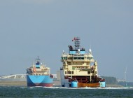 Maersk hit by giant cyber attack