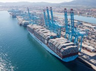 Maersk signs up to the New York Shipping Exchange