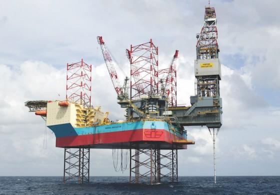 Maersk jackup wins Dutch work from Petrogas