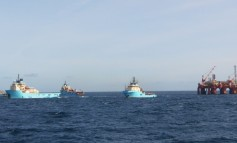 Maersk Supply Service lands 10-vessel project in the North Sea