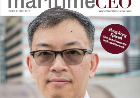 Hong Kong special issue of Maritime CEO launches