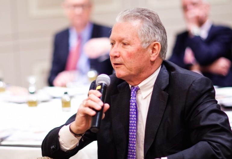 Morten Arntzen: 'Do the opposite of what the Norwegian investment banking world consensus position is'