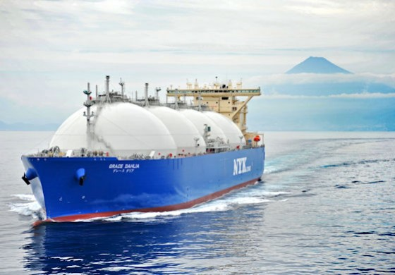 Mixed outlook for LNG