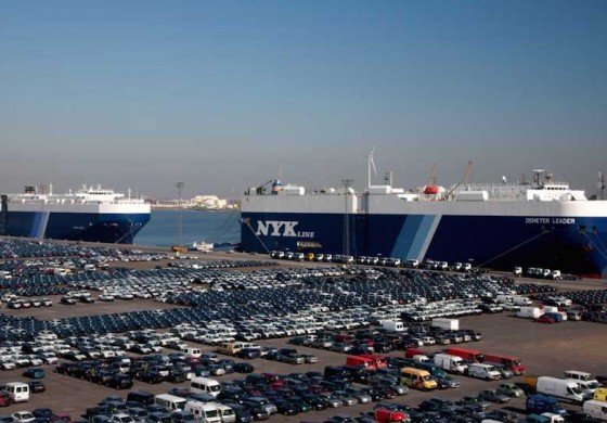 Singapore and Japan forge LNG-fuelled car carrier ties