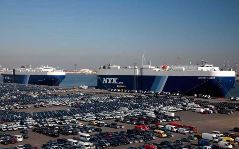 NYK slapped with huge fine Down Under