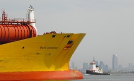 NYK Stolt tanker hit by unpaid wage claims