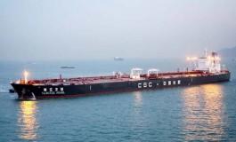 China's changing tanker patterns