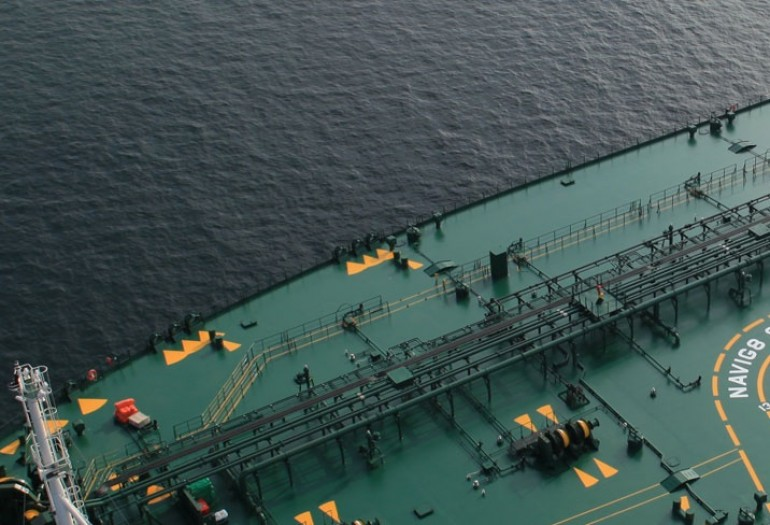 Navig8 tanker attacked off Muscat