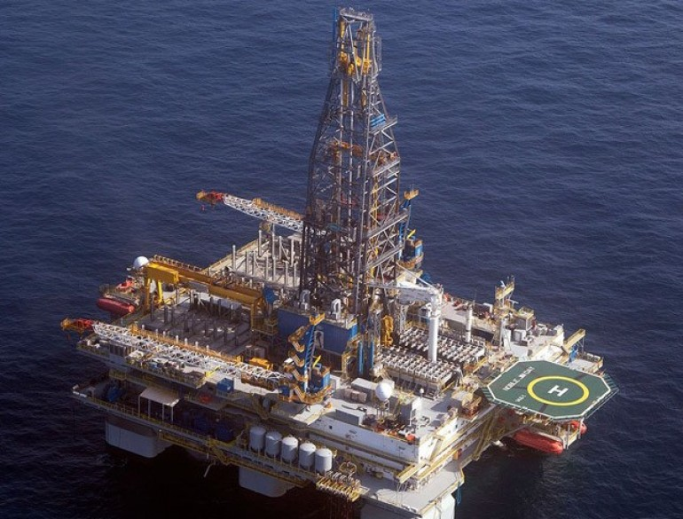 Hess extends Noble Corp semi-submersible contract
