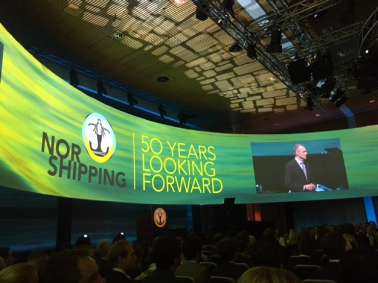 Nor-Shipping makes first overseas move, taking over from the Danish Maritime Forum