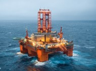 North Atlantic Drilling secures semi-submersible contract from Wintershall