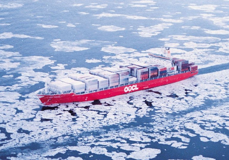 China's Arctic ambitions become clearer with planned new Archangel port