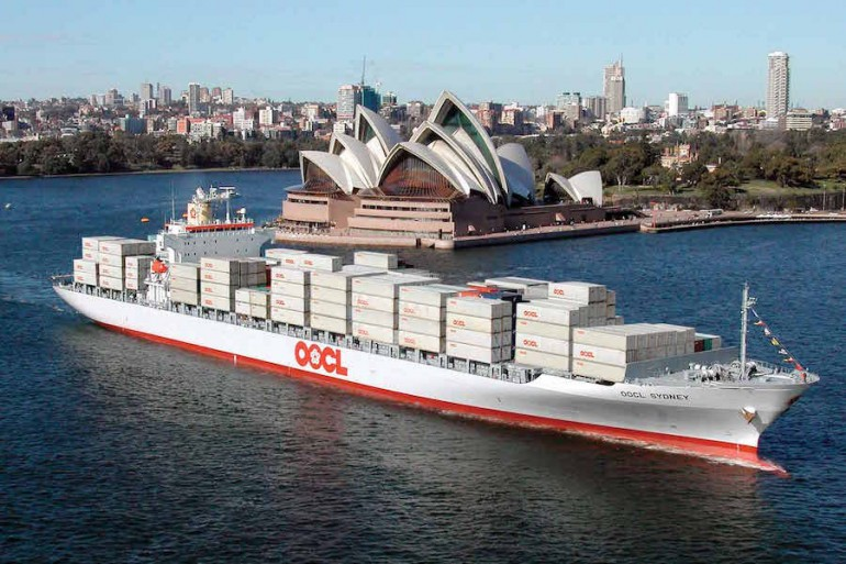 The geopolitical implications of OOCL as next domino (post Hamburg Süd)