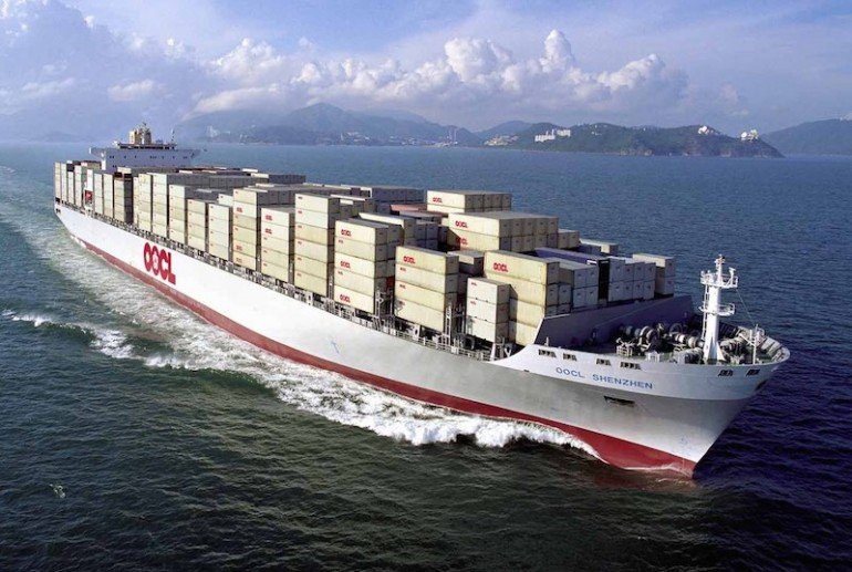 CC Tung: OOCL didn't have the capital base to compete with the big boys