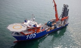 McDermott to take remaining stake in pipe-laying vessel North Ocean 105