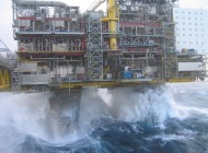 Tropical Storm Cindy causes one sixth of offshore oil production to shut in Gulf of Mexico