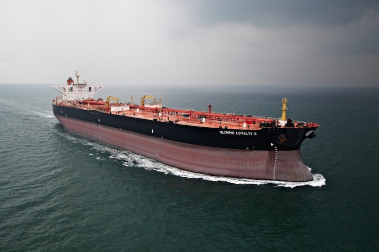 Olympic Shipping secures charters for VLCC duo