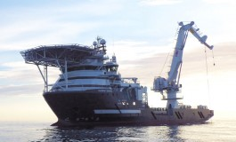 Delta SubSea takes newbuild on charter from Olympic Shipping