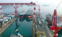 Oshima branches out with feeder boxship design