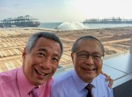 Singapore PM: 'We cannot rest on our laurels'