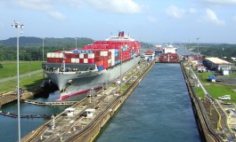 Water to start flowing into first new lock of expanded Panama Canal