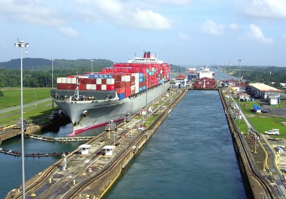 Widening of Panama Canal should be complete by April 2016