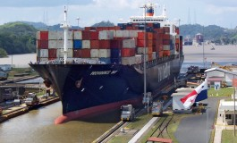 Major milestone for Panama Canal expansion as water flows into new locks