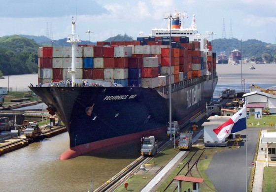 Expanded Panama Canal could see 10% of container business move from US west to east coast