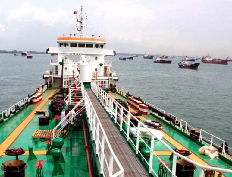 Five Singaporean bunker tankers found to have dodgy mass flow meters