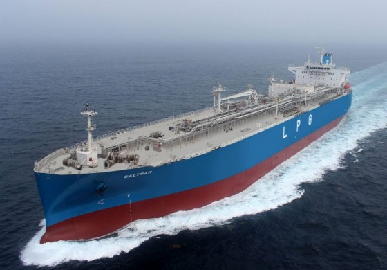 Oriental Petroleum orders VLGC pair at Jiangnan Shipyard