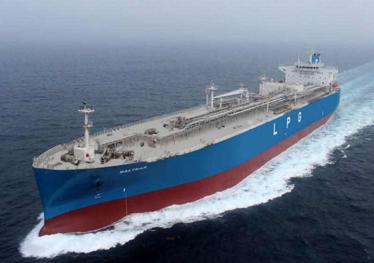 Petredec extends Jiangnan VLGC series