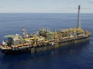 Petrobras halts production at FPSO off Brazil after oil and water leak