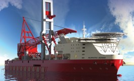 Petrofac terminates $1bn deepwater construction vessel contract at ZPMC