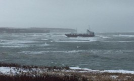 Petroil Marine tanker runs aground off Canada