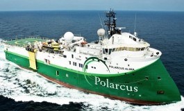 Polarcus wins work off West Africa