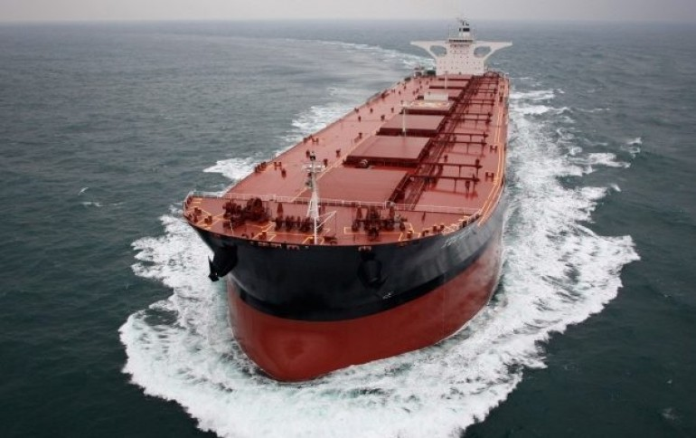 Polaris Shipping in for up to fifteen VLOCs at Hyundai Heavy