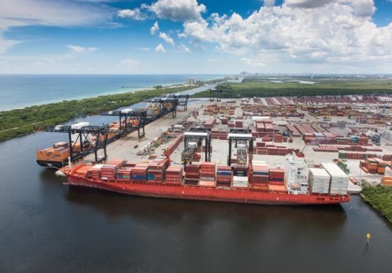 Port Everglades gets go-ahead for $437.5m expansion