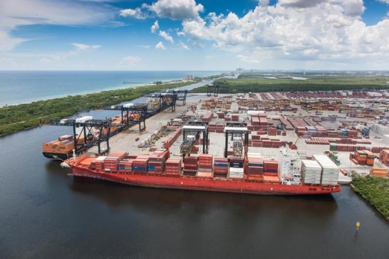Florida ports hope for USCG clearance to reopen in coming days