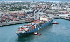 Port of LA incentivising ship operators to exceed emission reduction requirements