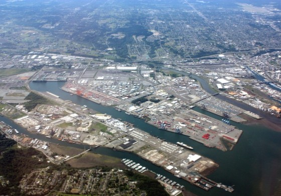 Fire in refinery at Tacoma port burns for two hours