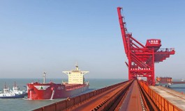 Qingdao Port violates environmental regulations