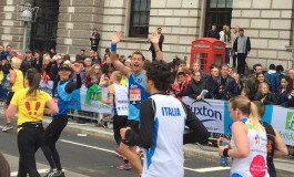London Marathon run raises £5,000 for Sailor's Society